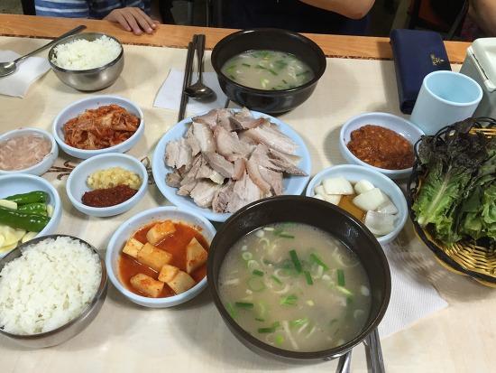 [대구맛집] 신마산식당