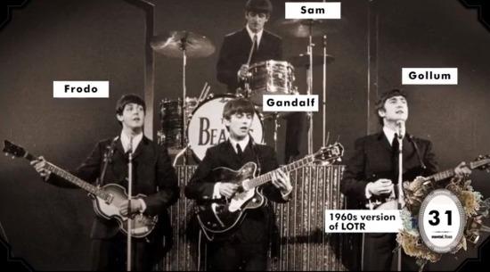 비틀즈와 반지의 제왕