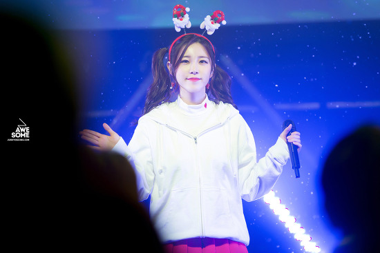 161224 2016 Happy X'mas with Secret 도쿄 1부