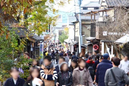 일본 유후인거리 이곳저곳 아이쇼핑