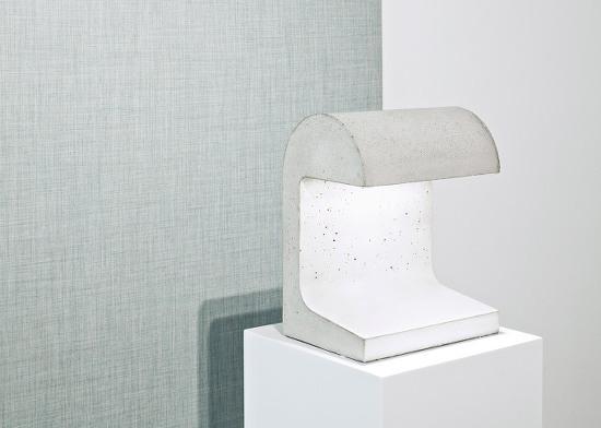 *콘크리트 램프 [ Vincent van Duysen ] concrete LED lamp for Flos