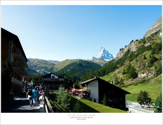 스위스 여행 - 서유럽에서 제일 높은 전망대인 마테호른 글래시어  파라다이스 (Matterhorn Glacier Paradise)