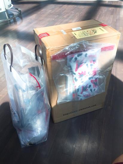 [3박4일 후쿠오카여행]비아모노 기내용캐리어, 면세점 캐리어 구매, 캐리어 추천