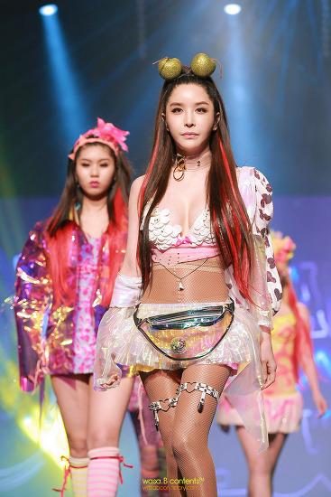 LBMA (Luxury Brand Kids Model Awards) 키즈모델  어워즈 LAVA 라바 우먼 패션쇼 하리수 더케이호텔 서울
