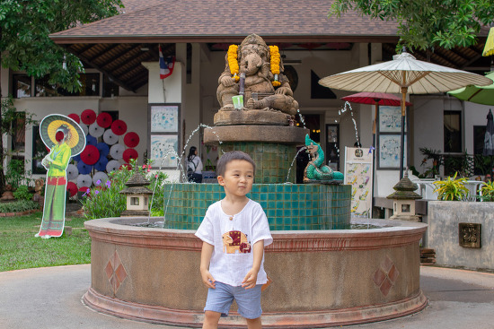 2018년 태국 여행-11(버쌍)