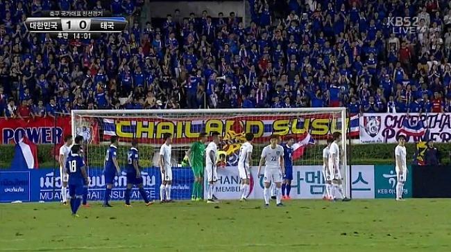 기록에 도취될 수 없던 태국전, 동남아축구에 대한 절대 우위는 없다