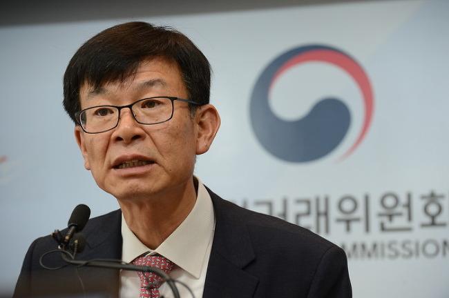 김상조, 가맹분야 불공정 관행 근절 대책 발표