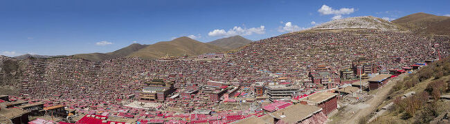 세계 최대 불교 승원, 티베트 '라룽가르'(오명불학원) 강제 철거시작한 중국 정부