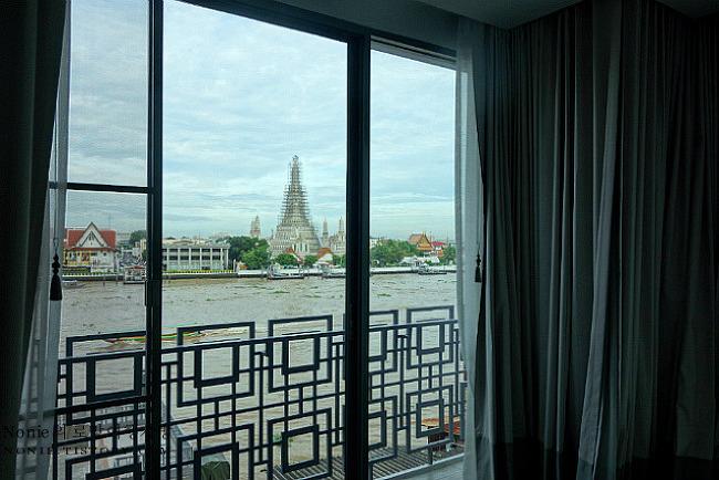 방콕 추천 숙소! 왓 아룬이 보이는 방콕 부티크 호텔, 리..