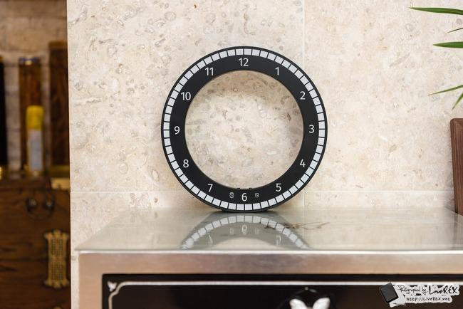 조용하면서 예쁜, 키발딘 디자인 LED 시계 Onl..