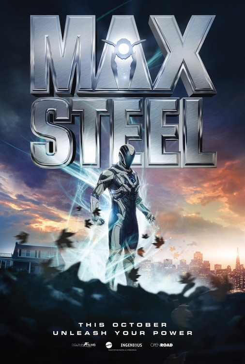 맥스 스틸 Max Steel (2016)