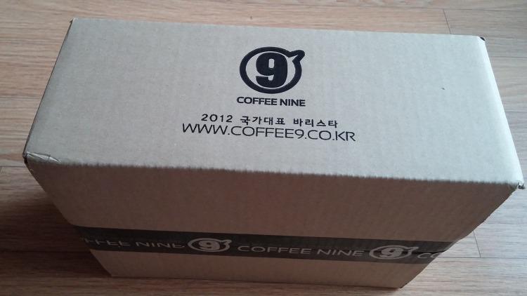 원두커피,2012 국가대표 바리스타가 로스팅한커피 '커피나인' 주문