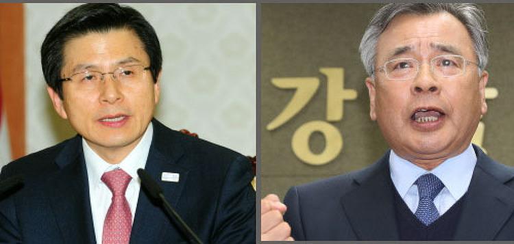 황교안 통하지 않고 특검 연장하는 방법 : 박영수 특검의 자진사퇴