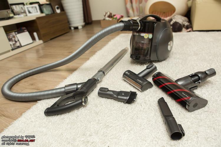 무선청소기 추천! LG 코드제로 T9으로 청소가 즐거워지다!
