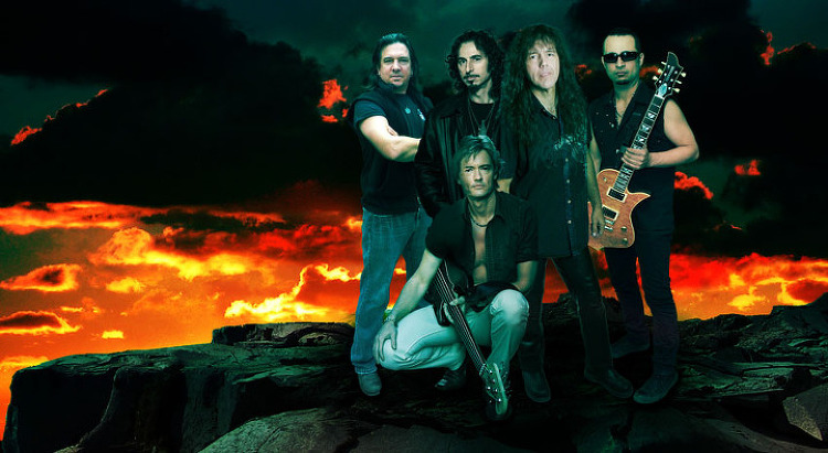 Interview with Rob Rock of Driver - Metal Journal (September 26, 2012)
