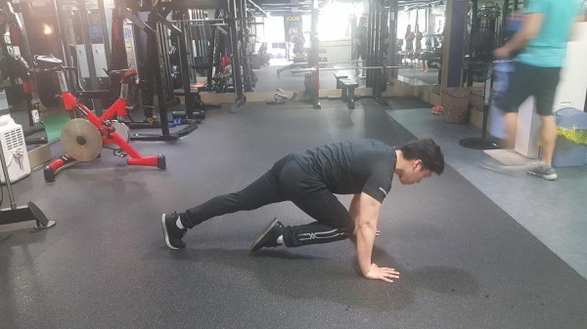 뱃살 체지방 빼기에 좋은 운동법!