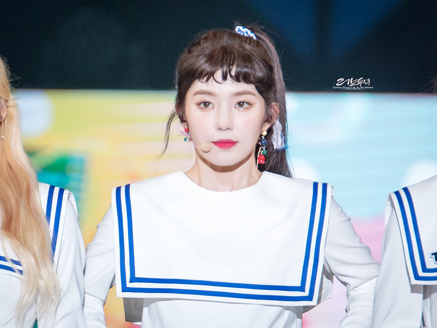 170724 울사 쇼 음악중심 레드벨벳 직찍 by 러..