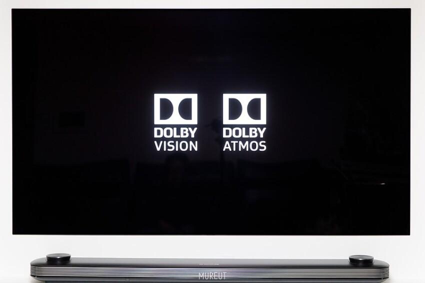 LG 시그니처 OLED 65인치 TV OLED65W7K 유저 후기 마지막 편 - 화면
