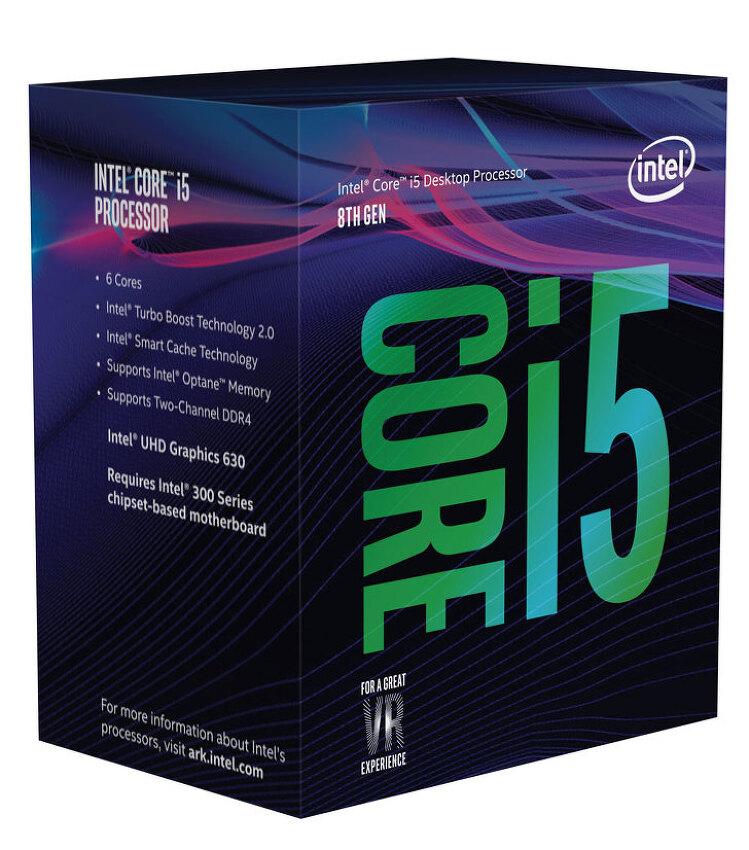 인텔 코어i5 8세대 커피레이크 8400, MSI GTX..