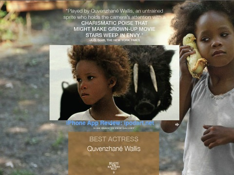 Beasts of the Southern Wild 아이패드 영화