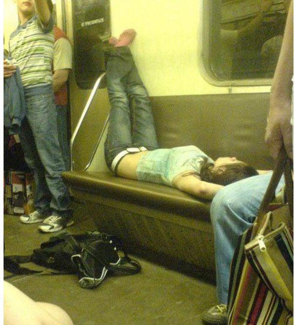 알로스 :: 지하철에서 술이 떡이 ...
