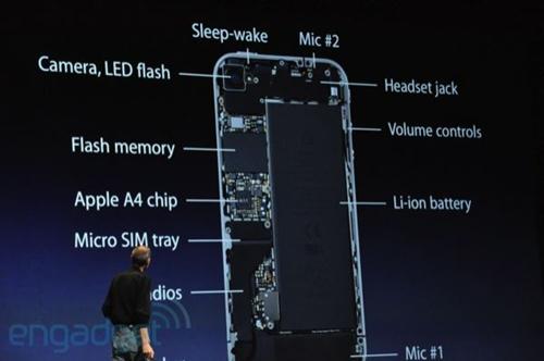 애플 아이폰 4