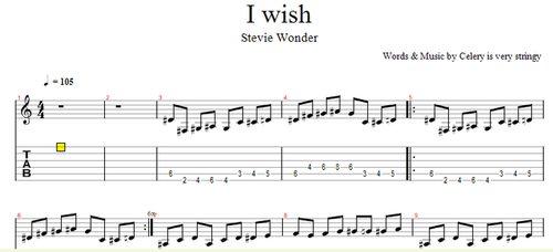 Stevie wonder i wish