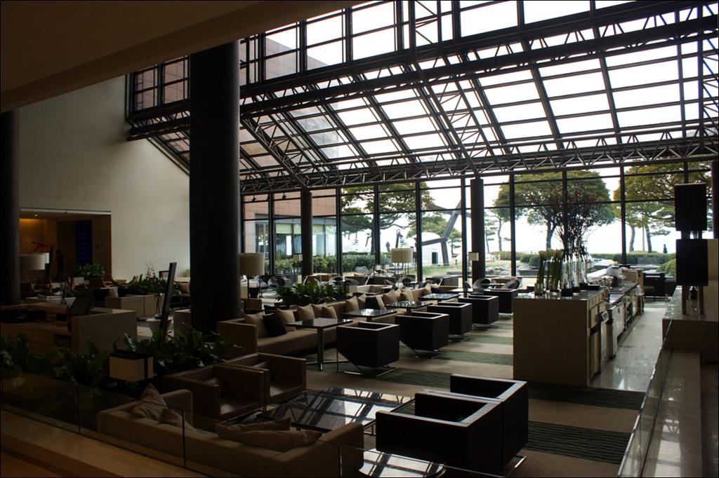 파라다이스 호텔 실내 인테리어 사진1