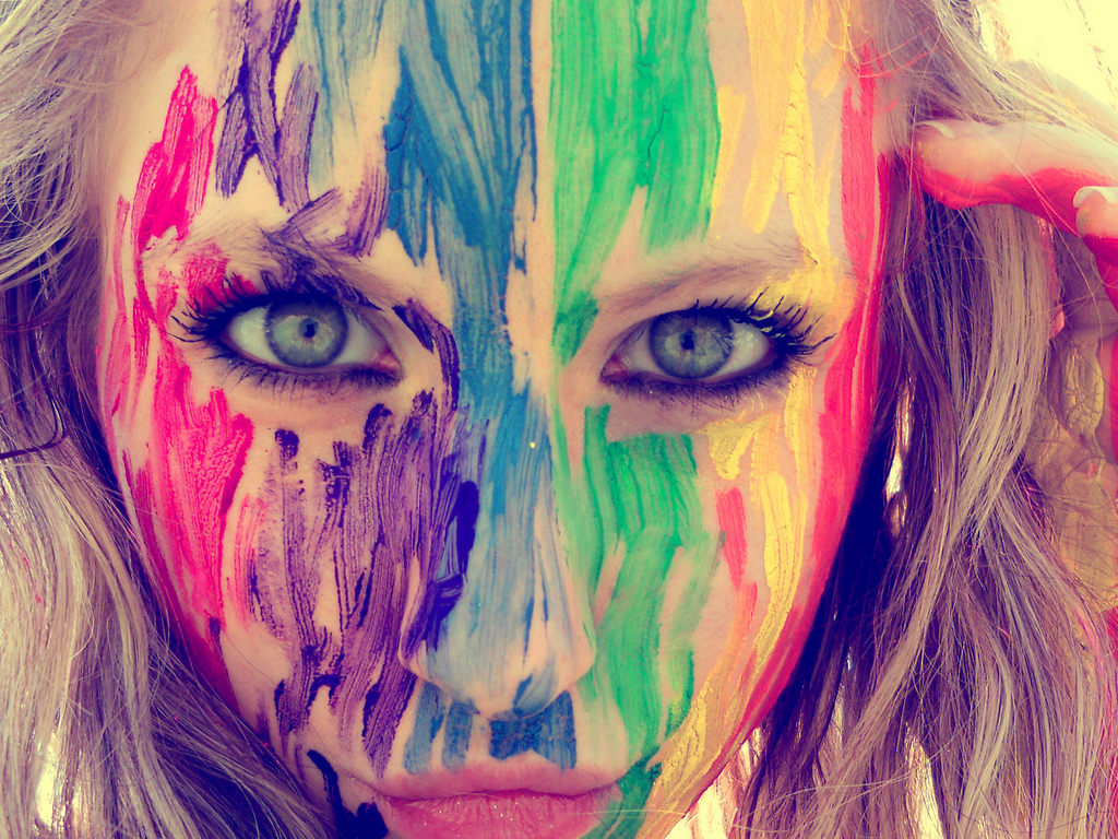 Psicologia general psicolog del arte - Colors for girls ...