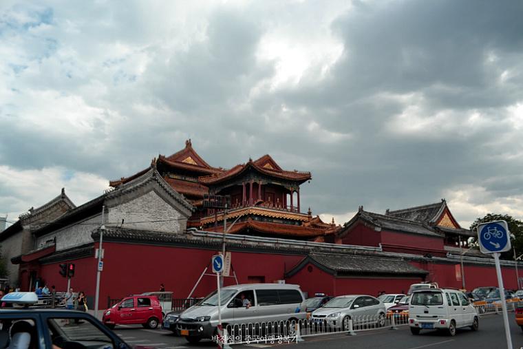 베이징 라마사원 용화궁(雍和宫) - 가장 만만한 북경 여행지! (북경 13호)
