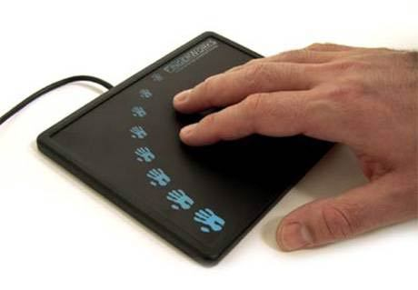 iGesture Pad, FingerWorks (Apple)