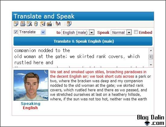 영어 읽어주는 사이트 imtranslator 설명_05