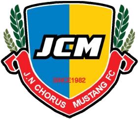 Jungnang Chorus Mustang FC emblem(crest)