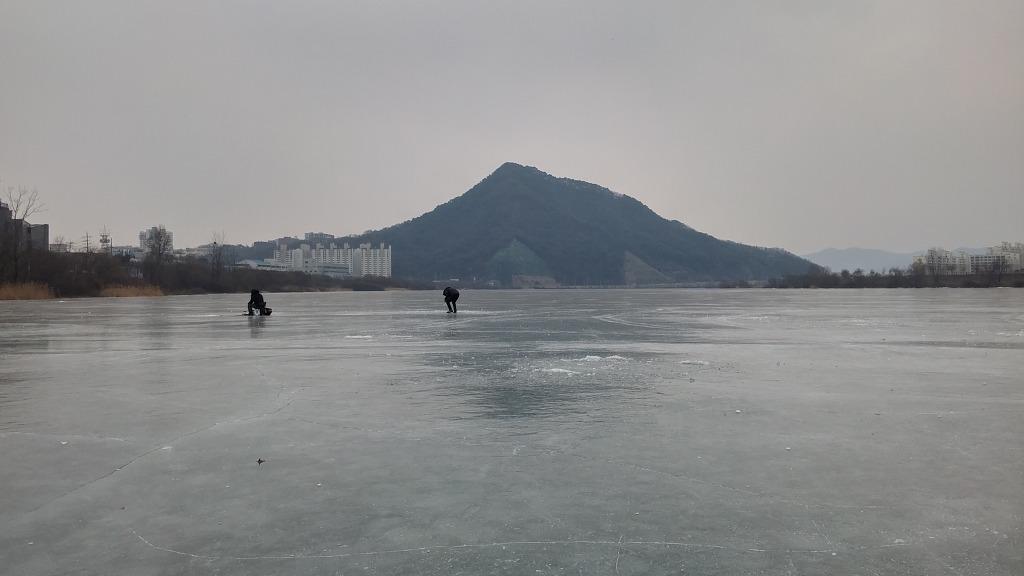 춘천 빙어 낚시