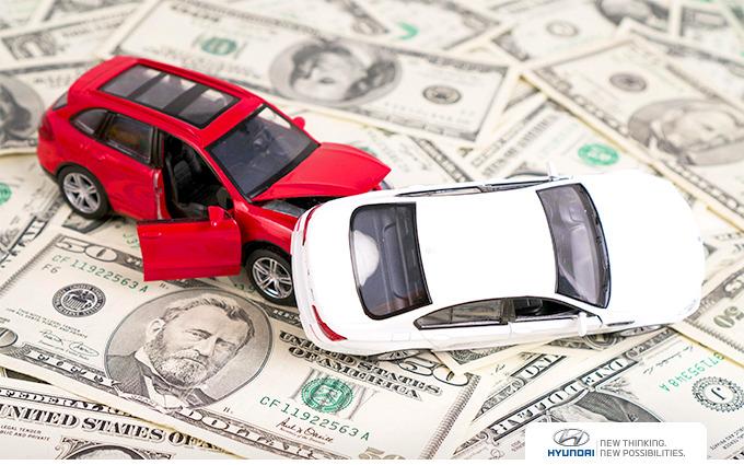 자동차 사고 시 보험사 활용