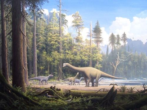 쥬라기 시대 공룡
