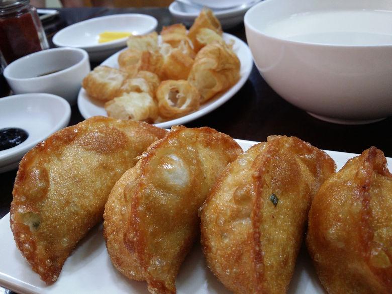 부산 신발원 중국집 만두집 고기만두