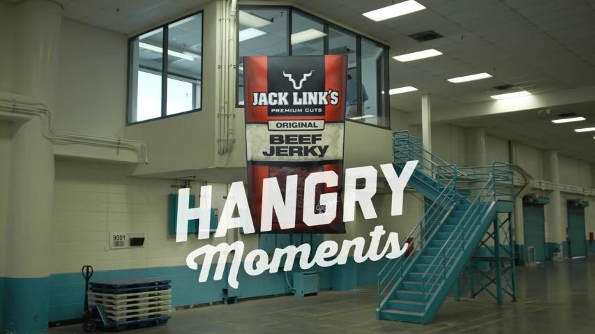 배가 고프면 당신의 내면에 숨겨진 거친 야수가 나타난다! - 당신의 와일드한 측면에 먹이를 주세요(Feed Yor Wild Side), 잭 링스 육포(Jack Link's Jerky), 행그리 모먼츠(Hangry Moments) TV광고 시리즈 [한글자막]