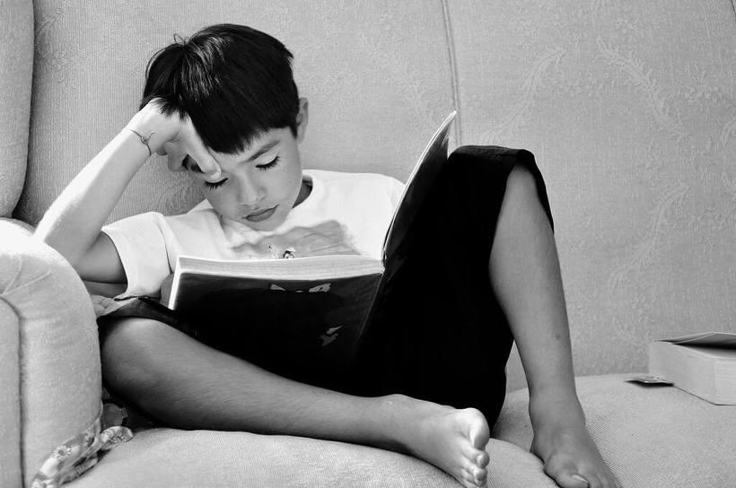 공부하는 아이