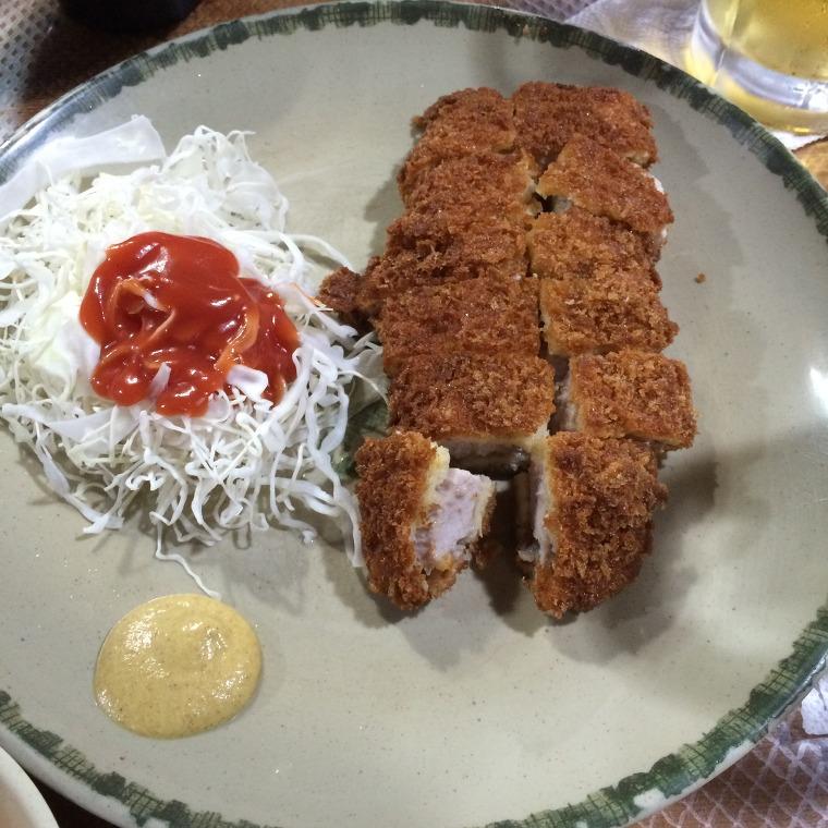 신사맛집 한성돈까스 수요미식회 돈까스
