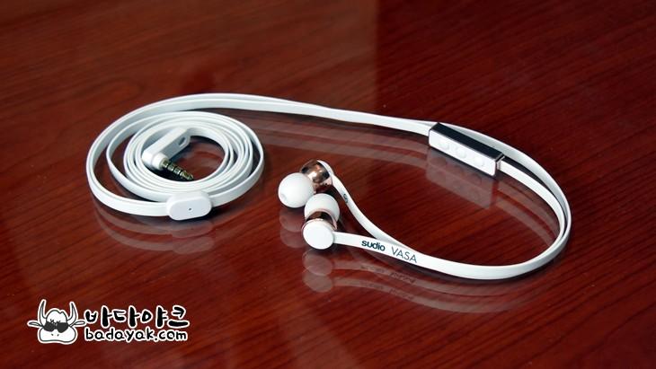 수디오 VASA 커널 이어폰