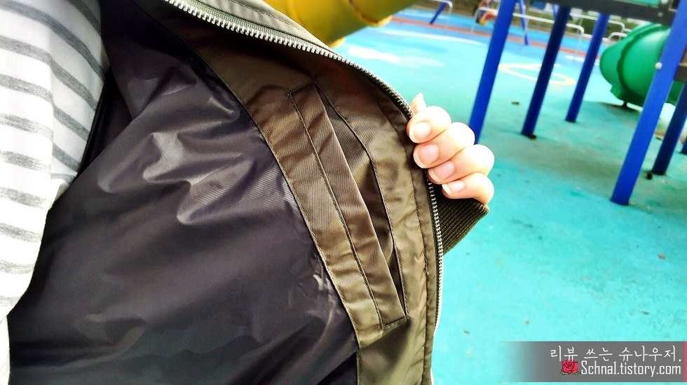SWIB flight jacket MA-1.