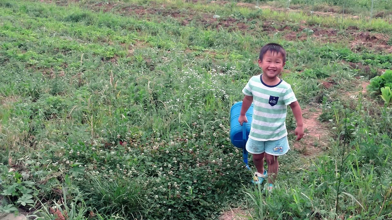 순영씨의 시골이야기<5>아이의 일은 재미있는 삶의 놀이