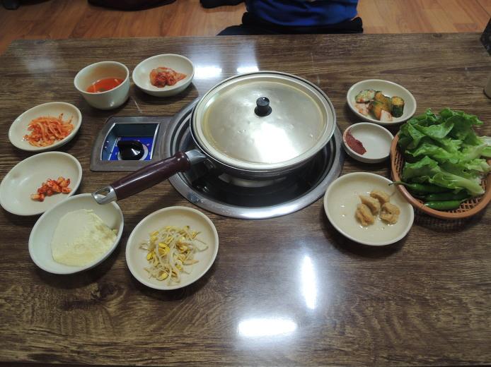 경주먹거리 짬뽕맛집 남정부일기사식당