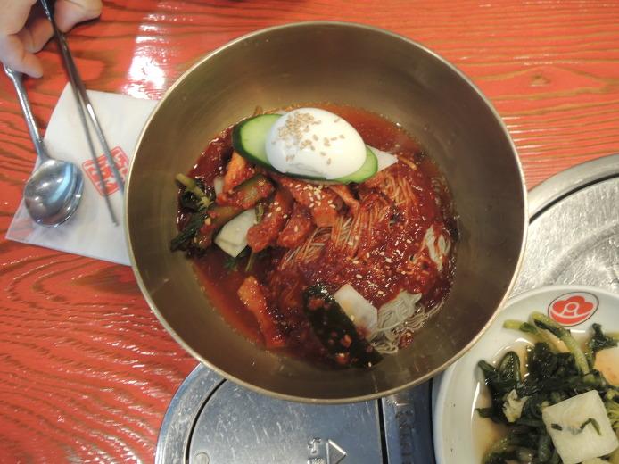 서울시 먹거리 냉면맛집 강서면옥