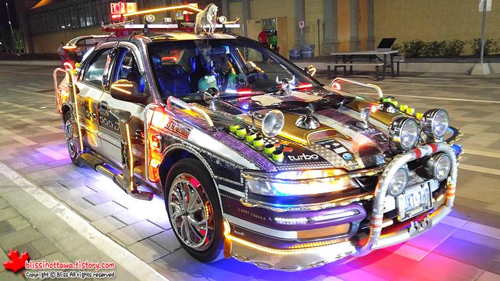 이벤트 차량
