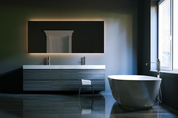 우아한 욕실 인테리어 HD 사진 09