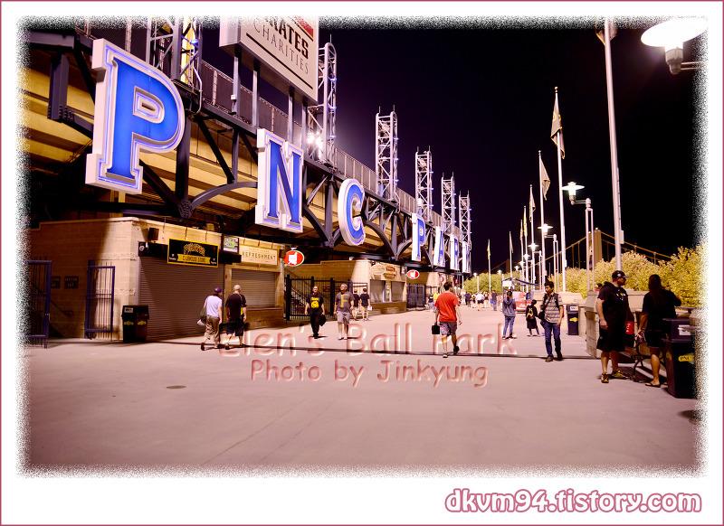 [2016 MLB TOUR] 워싱턴 내셔널스 vs 피츠버그 파이어리츠 경기 (9/23 ~ 24 Game : Washington Nationals vs Pittsburgh Pirates)