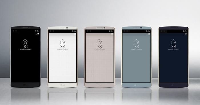 LG V10 스펙 특장점 총정리
