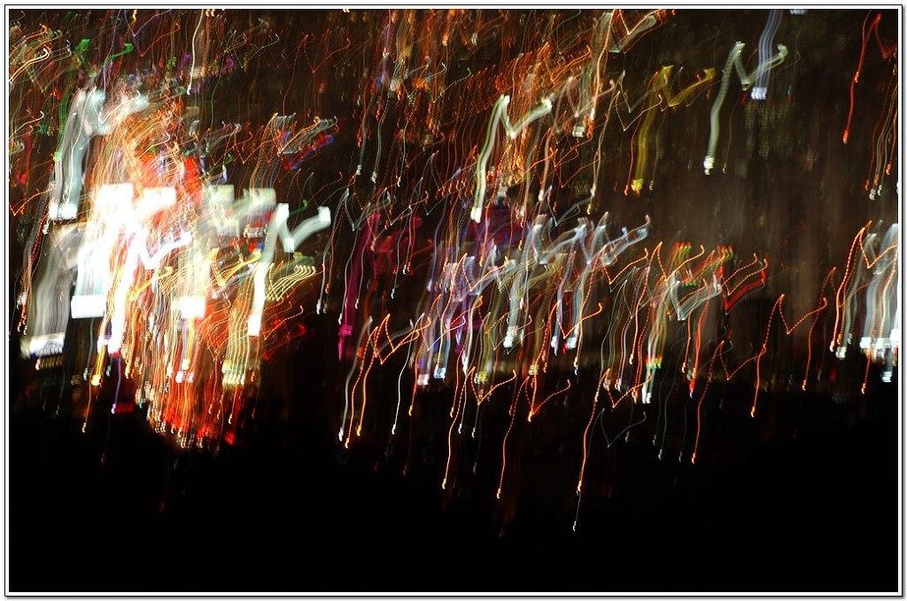 치매-도시-불빛